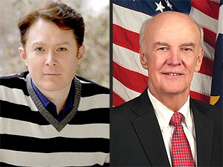 Clay Aiken's Primary Opponent Dies In Accident