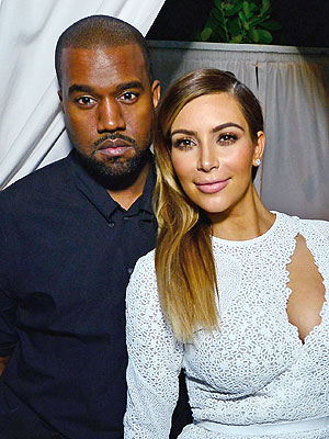 Kim Kardashian and Kanye West Vacation in Mexico After European Honeymoon