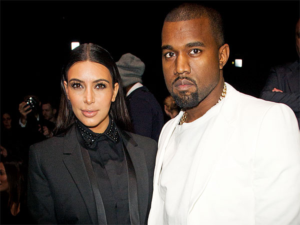 Kim & Kanye's Wedding Guests: 'Kanye Really Went All Out' | Kanye West, Kim Kardashian