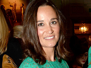 Pippa Middleton: Kate's Marrying William Was 'Just a Simple Family Wedding'