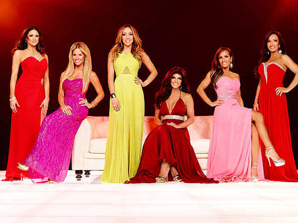 Real Housewives of New Jersey: It's the Husbands' Turn to Brawl