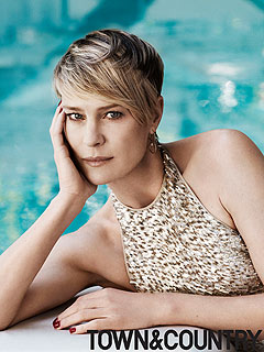 Robin Wright: I Didn't Want to Get a Face-Lift to Play Claire Underwood | Robin Wright