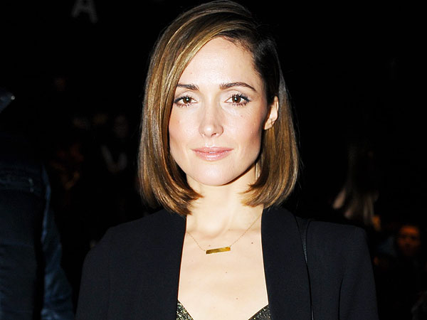 Who Made Rose Byrne Laugh So Hard She Cried?