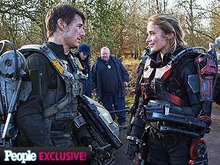 Ouch! Tom Cruise Talks About the Pain (and Gain) of Making Edge of Tomorrow