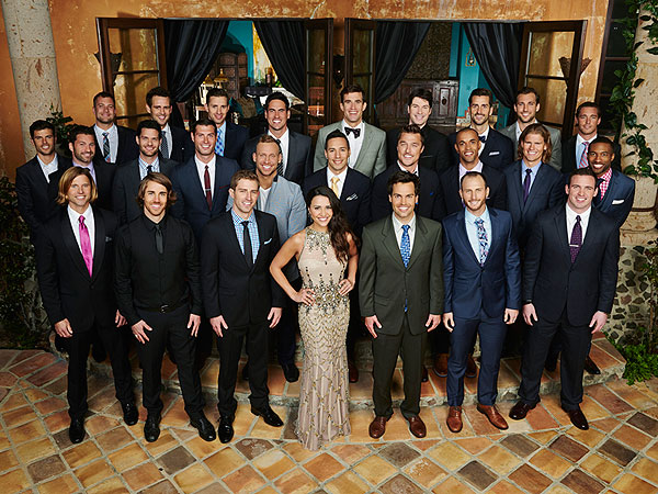 Andi Dorfman's Bachelorette Blog: All About Meeting the Men| The Bachelorette, Andi Dorfman