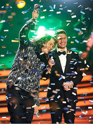 Caleb Johnson Is American Idol Winner