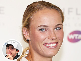 Caroline Wozniacki Having a 'Hard Time' After Split from Rory McIlroy