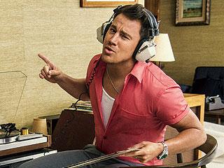 Channing Tatum: 'I Probably DrinkToo Much'   Channing Tatum