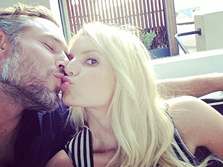 Jessica Simpson Celebrates Anniversary with Sweet Message to Eric Johnson