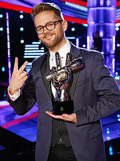 The Voice Season 6 Winner Is Usher's Soul Man, Josh Kaufman