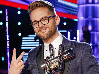 The Voice Season 6 Winner Is Usher's Soul Man, Josh Kaufman