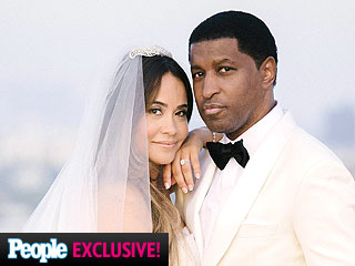 PHOTO: See Babyface's Elegant Wedding Portrait | Wedding, Kenneth Edmonds