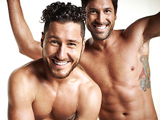 See DWTS Brothers Maks and Val ... In the Nude | Maksim Chmerkovskiy, Val Chmerkovskiy