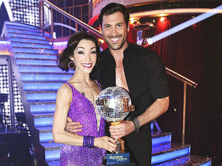Meryl & Maks Win Dancing with the Stars! | Maksim Chmerkovskiy, Meryl Davis