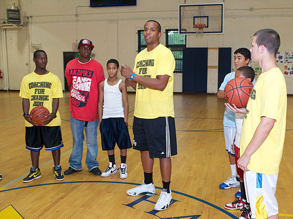 Marquis Taylor Mentors At-Risk Kids| Heroes Among Us, Good Deeds, Real People Stories, Real Heroes