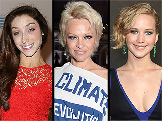 Women Ruled PEOPLE.com This Week with Wonderful, Funny and Touching Stories | Jennifer Lawrence, Meryl Davis, Pamela Anderson