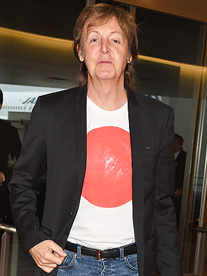 Paul McCartney Cancels Japan Shows Due to Illness