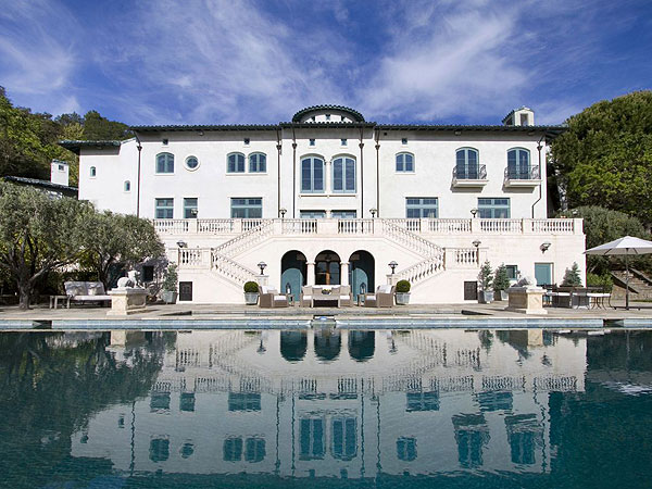 See Robin Williams's $29.9 Million Napa Valley Villa| Celeb Real Estate, Robin Williams