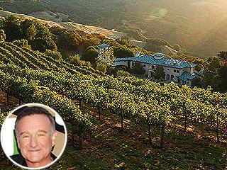 Buy Robin Williams's Napa Valley Villa – for $29.9 Million (Photos)