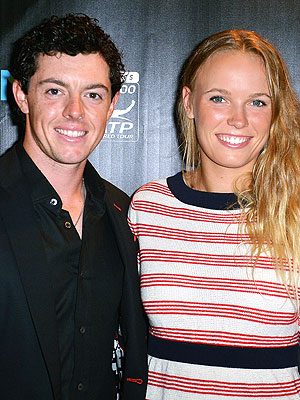 Rory McIlroy and Caroline Wozniacki End Engagement
