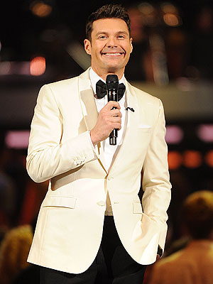 American Idol Finale: Ryan Seacrest Sings Richard Marx Tune