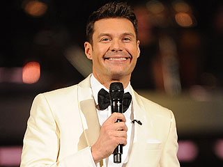 Give Him a Golden Ticket? Ryan Seacrest Sings on American Idol