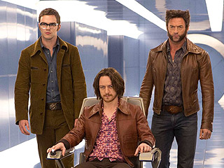 Why You Only Need to See One Movie (X-Men) This Weekend | X-Men: Days of Future Past, Hugh Jackman, James McAvoy, Nicholas Hoult