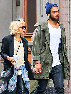 Is Zoe Kravitz Dating Noah Becker?