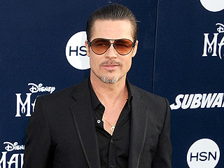 Brad Pitt's Red Carpet Accoster Issued Restraining Order, Sentenced to Counseling | Angelina Jolie, Brad Pitt