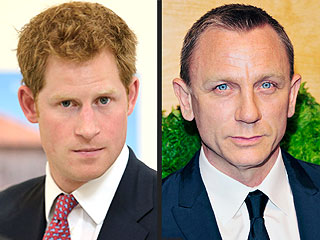 Prince Harry Gets Help from Daniel Craig and Other Stars for Invictus Games