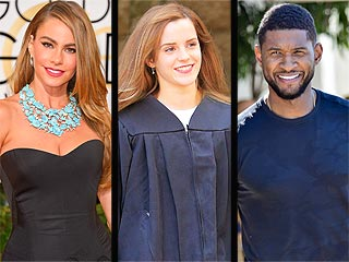 Sofia Vergara's Split, Emma Watson's Graduation & More Weekend News