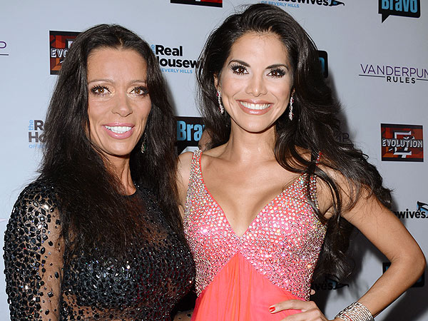 RHOBH's Joyce Giraud and Carlton Gebbia Fired