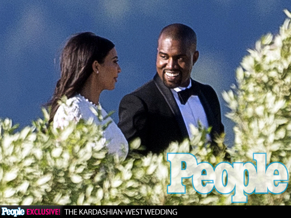 Kendall and Kylie Jenner Say Kimye Wedding Was 'Amazing' and 'Full of Love'| Wedding, Bruce Jenner, Kanye West, Kendall Jenner, Kim Kardashian, Kris Jenner, Kylie Jenner