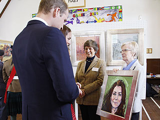 New Duchess of Cambridge Portrait: Is This One Better Than Last Year's? | Kate Middleton, Prince William