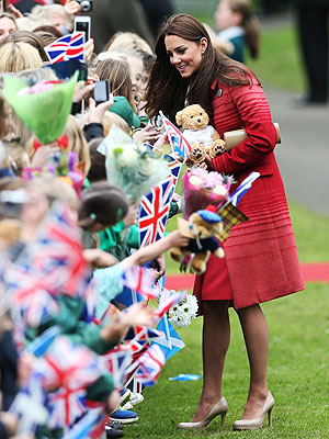 Prince George's Pajamas Are Fit for a Superhero | Kate Middleton, Prince William