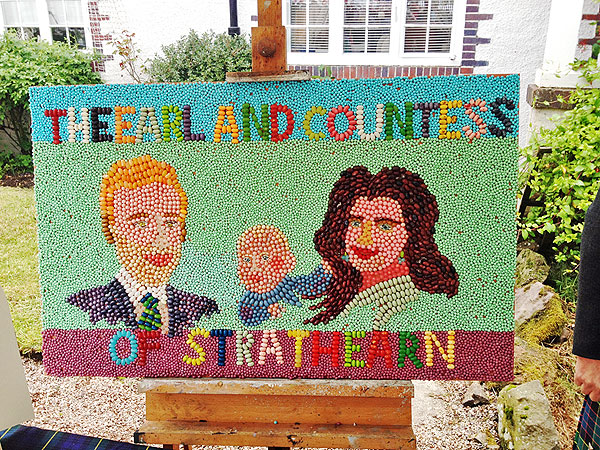 Royal Couple Impressed by New Painting of Kate| The British Royals, The Royals, Kate Middleton, Prince William