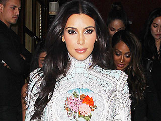 Kim Kardashian Reveals North West Took First Steps!