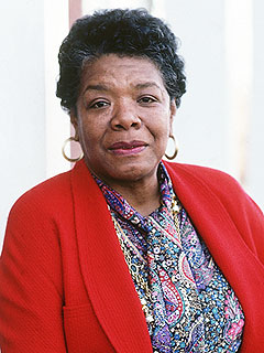 From ESSENCE.com: Maya Angelou on What Makes a True Friend