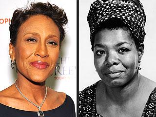 Robin Roberts Mourns 'True Renaissance Woman' Maya Angelou | Maya Angelou, Robin Roberts
