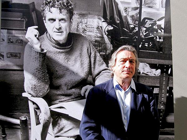 Robert De Niro Shares Memories of His Gay Father