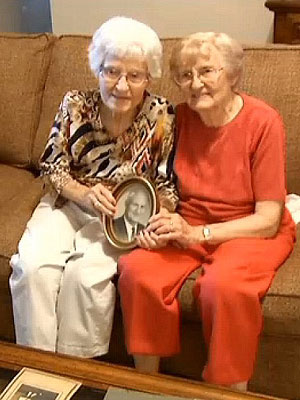 Half Sisters Meet for the First Time After 85 Years
