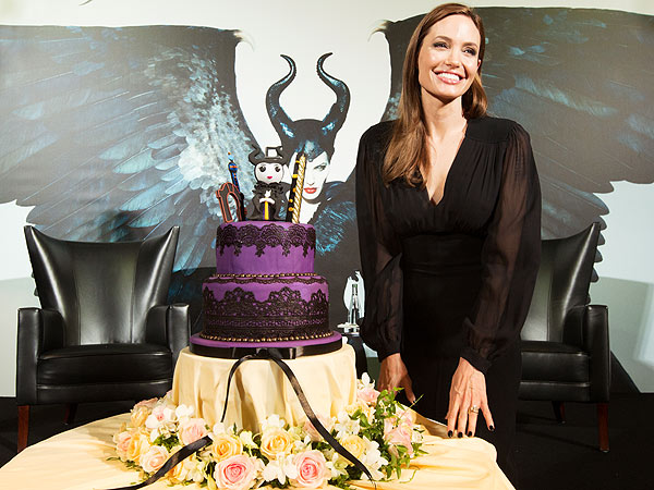 Angelina Jolie's Birthday Wish: 'My Family to Remain Healthy'