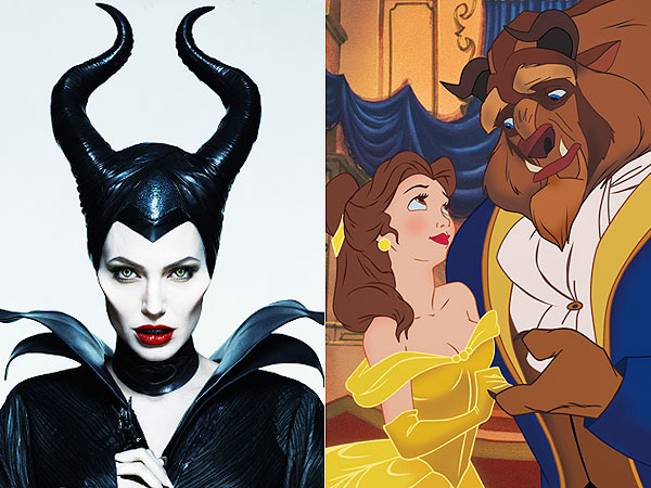 First, Maleficent – Now Which Disney Star Is Going Live Action? | Maleficent, Bea