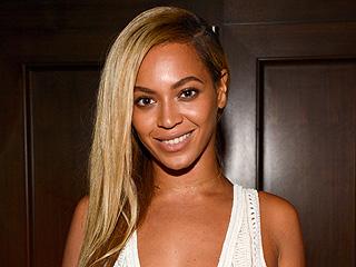 PHOTO: Blue Ivy Wears Beyoncé's Stylish Stilettos