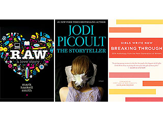 What We're Reading This Weekend: Books on Storytellers