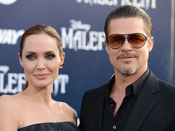 Where Are Brad & Angelina Filming Their New Movie Together? | Maleficent, Angelina Jolie, Brad Pitt