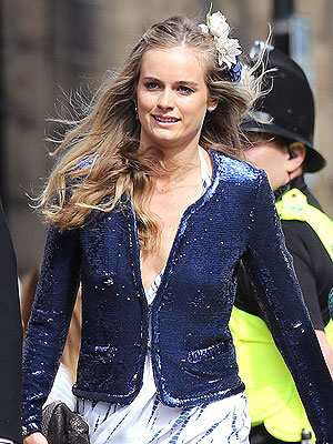 Prince Harry's Ex Cressida Bonas Lands a Movie Role with Judi Dench | Cressida Bonas, Prince Harry