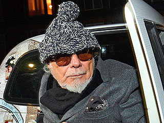 Gary Glitter Charged with 8 Sex Offenses
