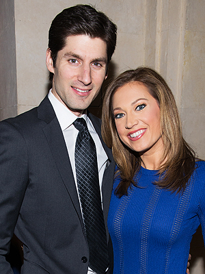 Good Morning America's Ginger Zee Marries Ben Aaron