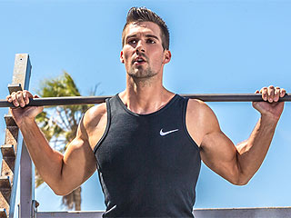 Miss Seeing Sexy James Maslow Without His Shirt? Check Out These Photos!   James Maslow